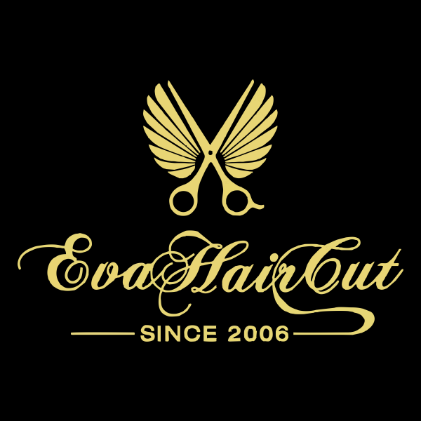 logo eva hair cut